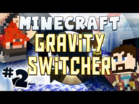 Minecraft Gravity Switcher #2 -The Temple of Not Much Doom