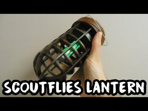 MONSTER HUNTER World 🔦 SCOUTFLIES lantern 1:1 [COSPLAY PROP]
