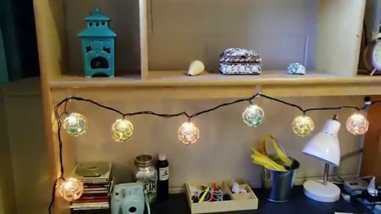 Decorating Ideas > Nautical University Dorm Room Tour  YouTube ~ 053605_Nautical Dorm Room Ideas