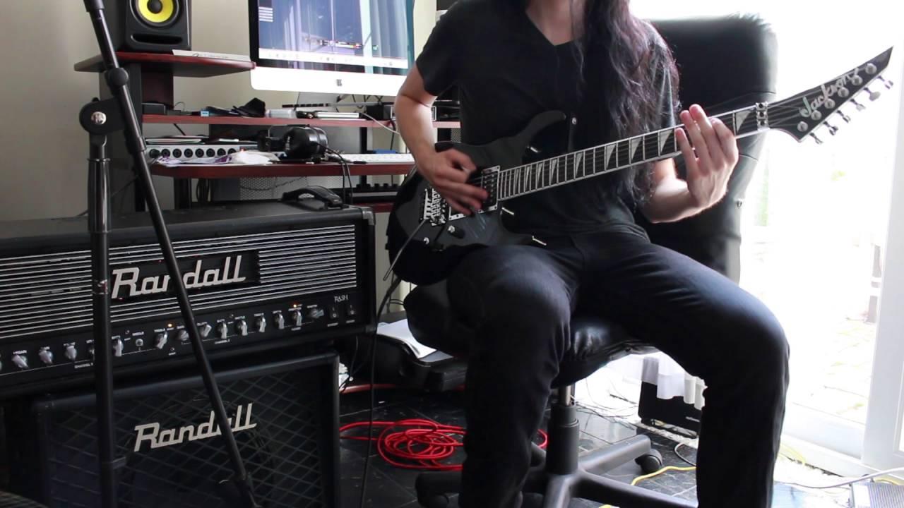 Randall Thrasher Playthrough/Demo