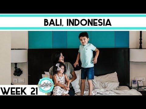 WEEK 21 || BALI, INDONESIA - Holiday Inn Bali Benoa With Kids!