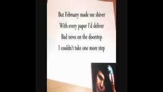 Don Mclean - American Pie (with lyrics)