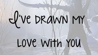 Unforgiven (Acoustic Version)- By: Blood On The Dance Floor (Lyrics Video) HD