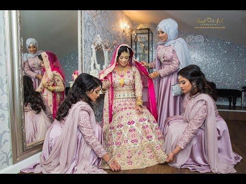 Asian Wedding Cinematic Insta Highlight I Female Videographer & Photographer | Ark Royal Venue