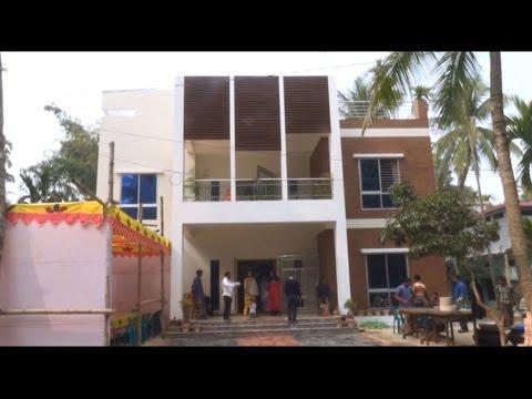Unique Bangladeshi House/Basha in Sylhet Part 1
