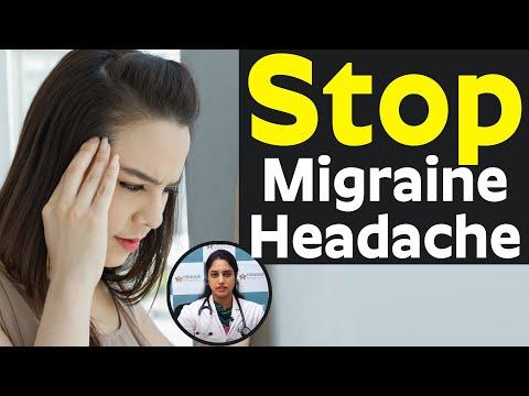 How Do You Stop A Migraine Headache.? - Dr.Pravallika Dutta - Renova Hospitals
