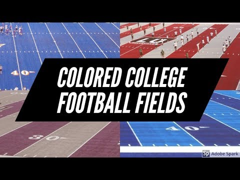 Top 7 Strangest Playing Surfaces in College Football