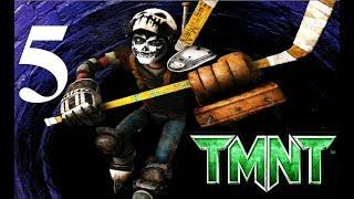 Черепашки ниндзя бег по крышам #5 мультик игра для детей о ниндзя черепашках TMNT ROOFTOP RUN