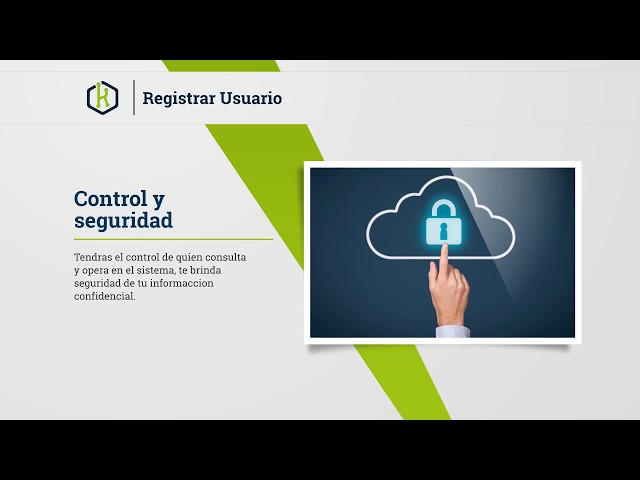 Como registrar un usuario - Kordata.mx