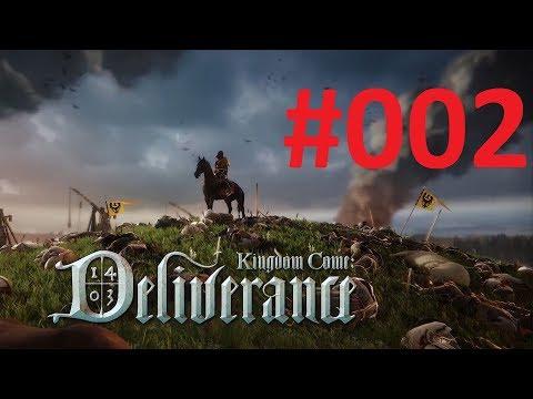 Kingdom Come: Deliverance | Rvačka s Kunešem | Let's Play | Díl #002 | CZ/SK