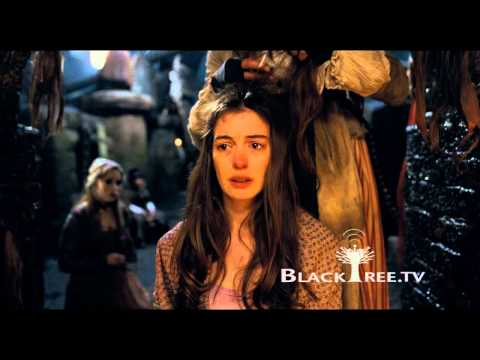 Les Miserables Trailer Starring Anne Hathaway