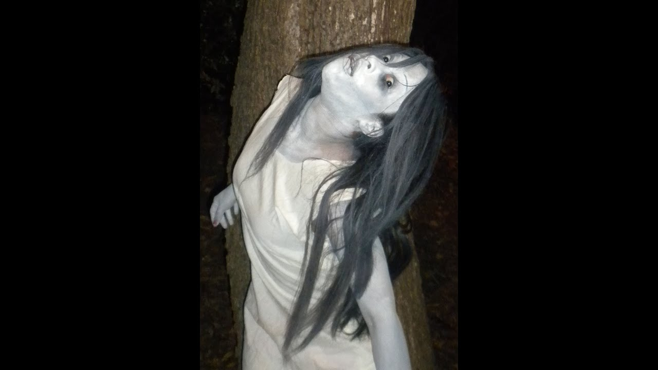 Cute Ghost Wallpaper Upcoming Halloween Costume Tutorial The Grudge Attack On
