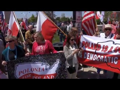 Hillary Clinton, Park Ridge IL 5 19 2016