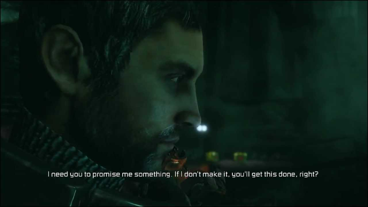 Dead Space 3 Good Men Mean Well Youtube