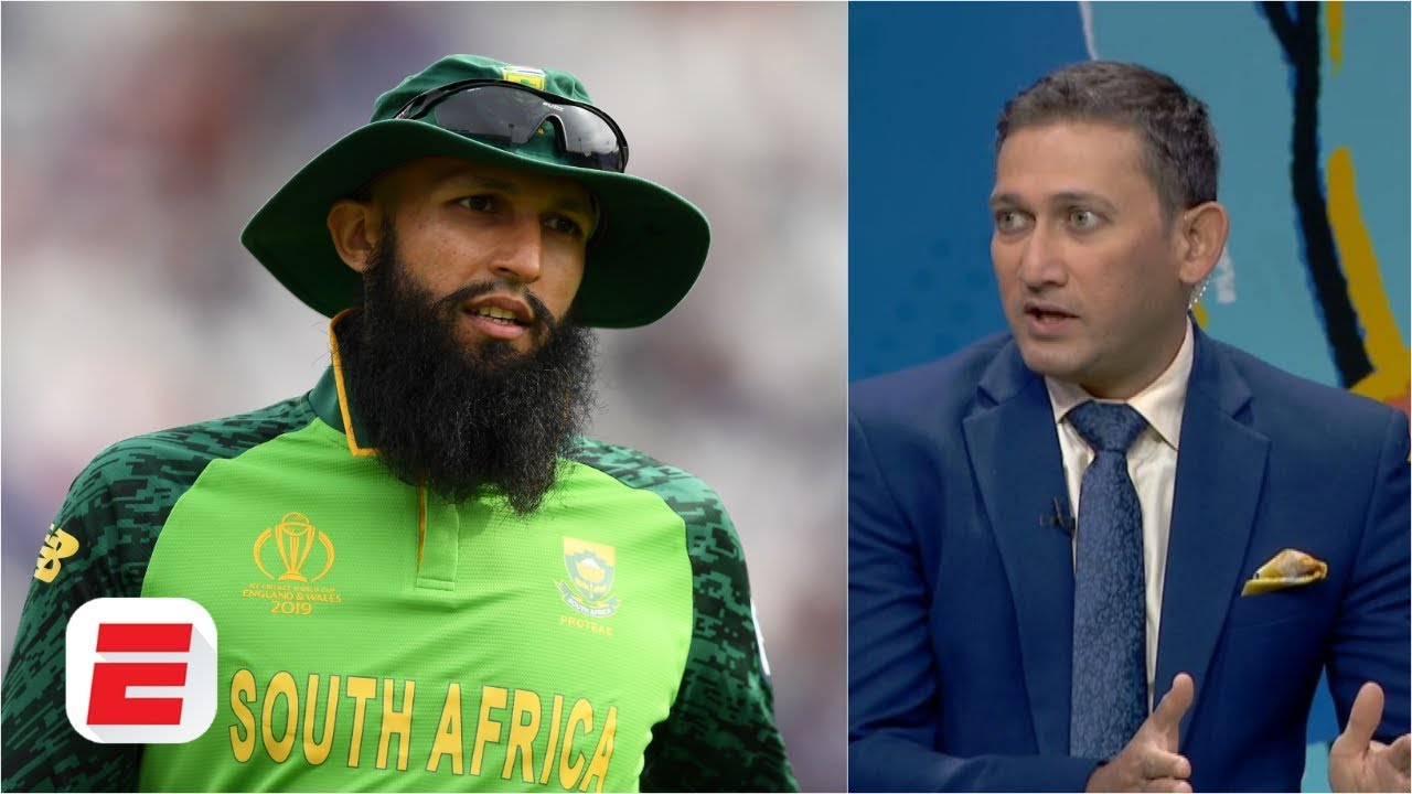South Africa face tricky situation with Hashim Amla -  Ajit Agarkar | Cricket World Cup