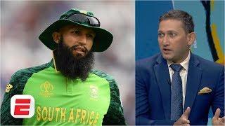 South Africa face tricky situation with Hashim Amla -  Ajit Agarkar  Cricket World Cup
