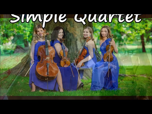 Simple Quartet - Wedding March ( F. Mendelssohn )