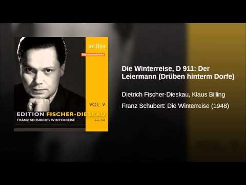 Die Winterreise, D 911: Der Leiermann (Drüben hinterm Dorfe) mp3