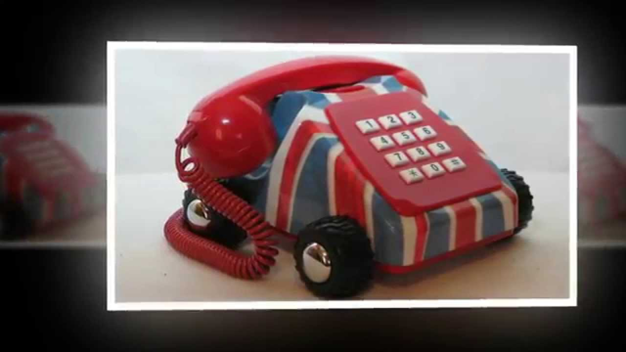 Listing All Cars >> DIRECT LINE UNION JACK TELEPHONE ON WHEELS - YouTube
