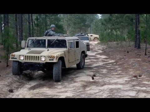 US Army Chaplain School Video
