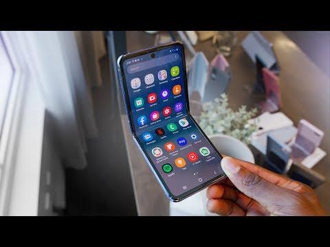 Samsung Galaxy Z Flip Impressions: Mixed Feelings!