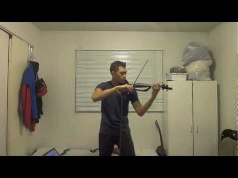 violin de la calle Andres Bryson  Covers Without You.mp4