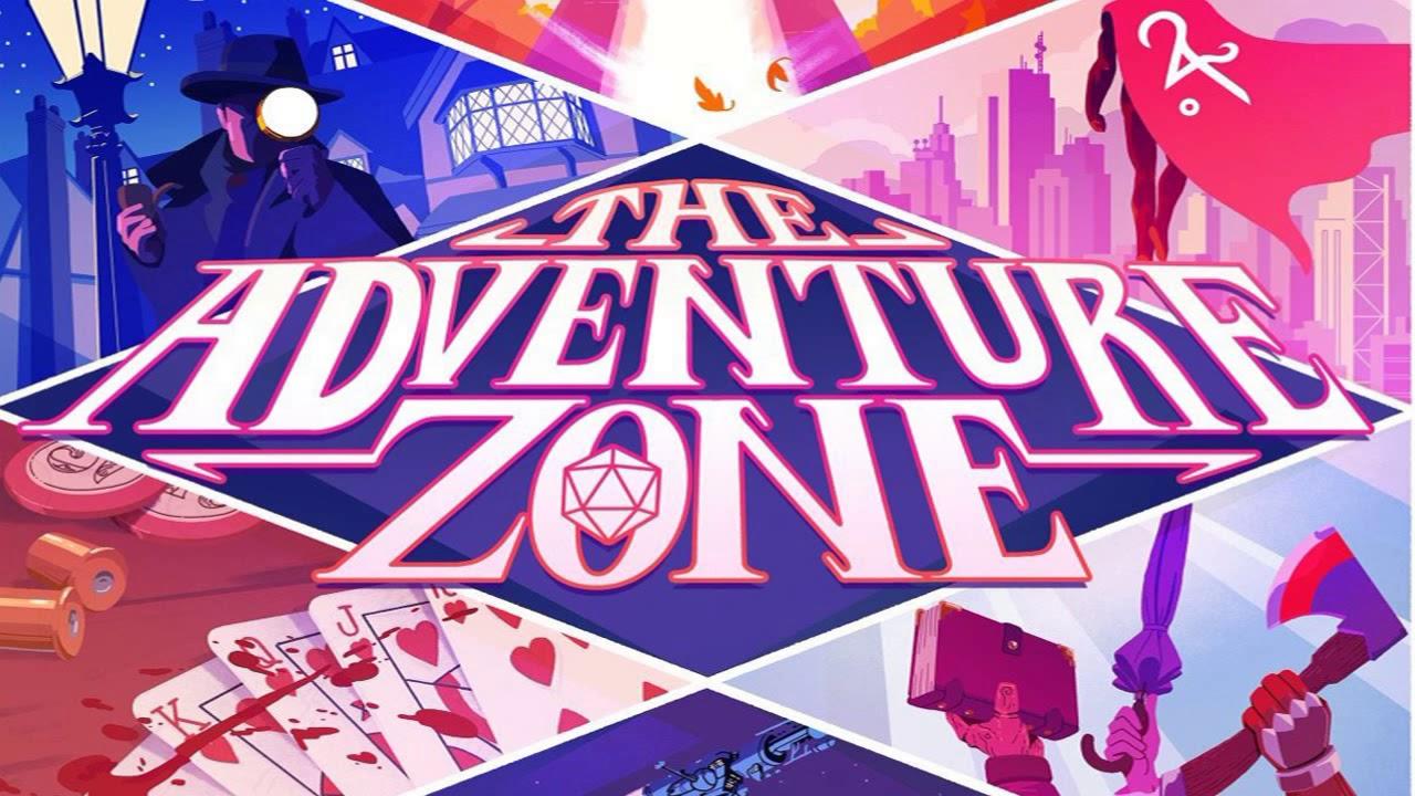 Download COMEDY - EP.52.5: The Adventure Zone: MaxFunCon East Live
