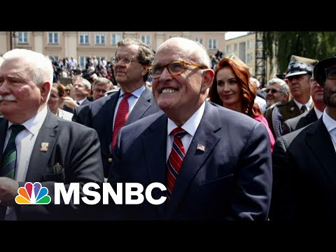 Rudy Giuliani Does Have A Lot To Worry About, Says State Attorney   Morning Joe   MSNBC
