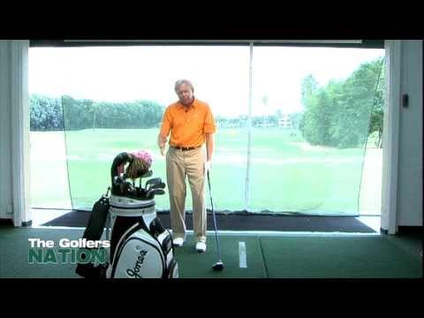 Golf Tips Jim McLean- V Gap Golf Lesson