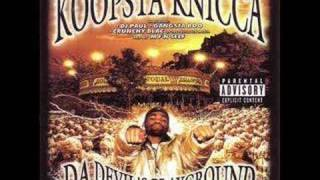 Watch Koopsta Knicca Ready 2 Ride Feat Dj Paul  Crunchy Black video