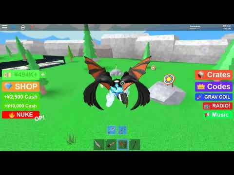 Roblox 2 Player Ninja Tycoon Hidden Badges And Code Youtube - roblox on xbox one 2 player