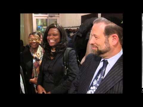 Assemblywoman Rodneyse Bichotte with Leon Goldenberg's Community Matters program