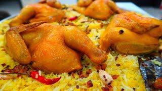 مندى الدجاج || فى فرن البيت || أحلى من المطاعم chicken Mandi recipe|| home oven-English subtitle