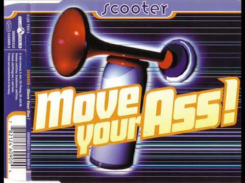 SCOOTER - Move your ass! (extended version)
