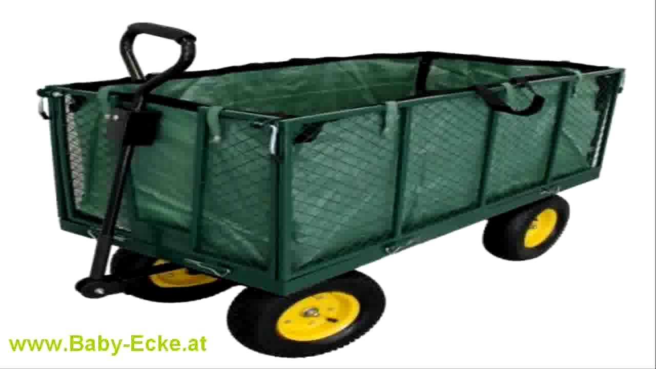 bollerwagen handwagen wagen mit plane luftreifen youtube. Black Bedroom Furniture Sets. Home Design Ideas