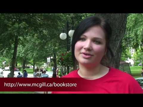 Virtual Parents Tent - McGill Bookstore