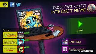 Troll face (jogos diferentes)