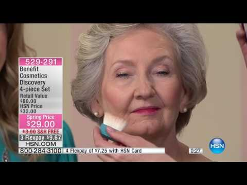 HSN | Benefit Cosmetics 02.15.2017 - 06 AM