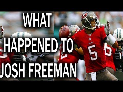 What Happened to Josh Freeman?