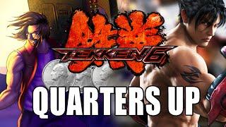 QUARTERS UP! Tekken 6 Arcade Battle  (Episode 5)