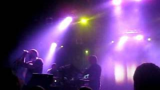 "Ulver ""September IV"" Sala Razzmatazz 2 (BCN) 17/11/2011"