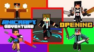 Opening Anicraft Adventure | Minecraft Opening Animation