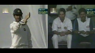 Sourav Ganguly MAN OF THE MATCH PERFORMANCE vs New Zealand | Delhi, 1999 | *RARE*