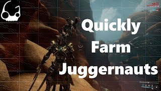 Gambar cover How to Quickly Farm Juggernauts for Sands of Inaros