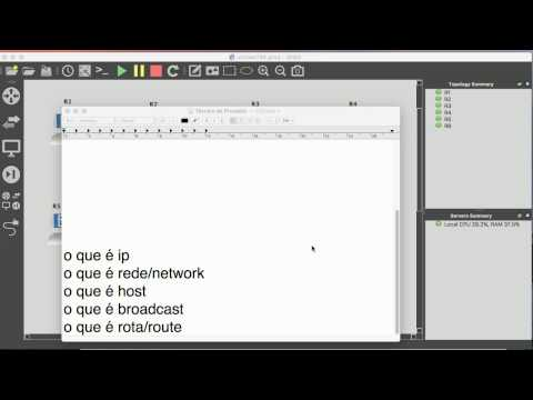 1 - O que é IP, Network, Broadcast, Host e Route/Rota?
