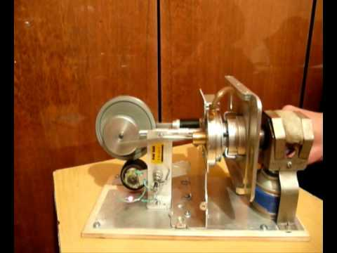 stirling engine generator (lithuania)