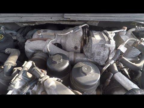 Ford F250 6.4 Diesel DIY: Replace Fuel Filter