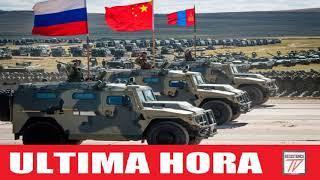 El Pentágono Confirma que No estamos preparados para ir a la Guerra contra Rusia y China