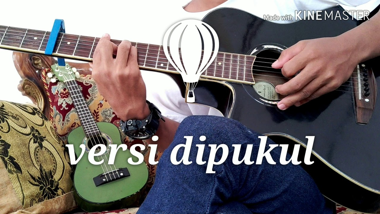 Petikan gitar on my way Alan Walker - YouTube