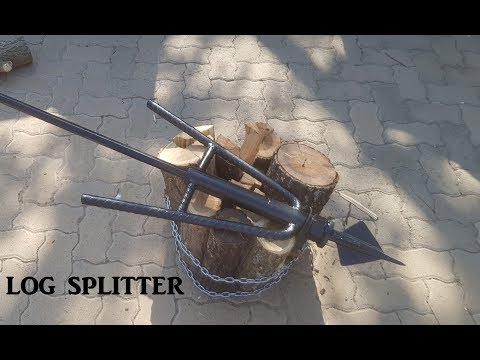 DIY - Log Splitter Build